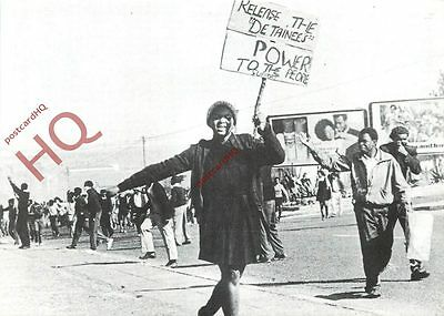 Postcard: Leeds Postcards, Women In Apartheid South Africa, Soweto Protest