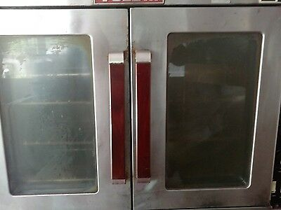 Vulcan Convection oven Snorkel, SG2 propane Convection Oven,