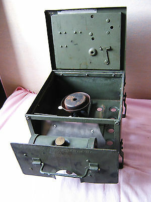 Vintage Military Army Field Stove Cooker - Spares or Repairs