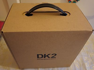Oculus Rift DK2 Development Kit, Virtual Reality VR Headset