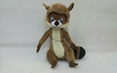 RJ Racoon from Over The Hedge Dreamworks Soft Plush Toy