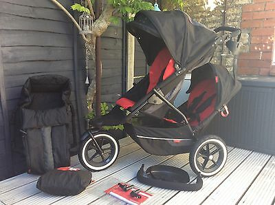 Bugaboo Cameleon Bee Travel Bag With Wheels Complete