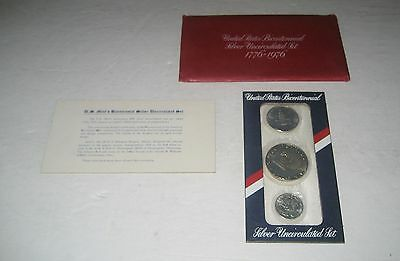 1776-1976 United States Bicentennial Silver Uncirculated Set