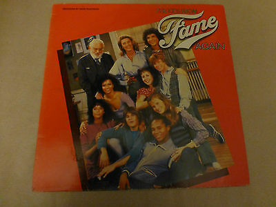 The Kids From Fame Again - Soundtrack (LP Vinyl Record) Good Condition