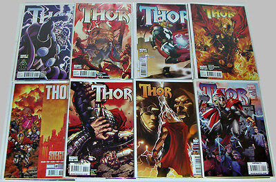 Thor #600-621, #620.1 & Annual #1 Gillen Ferry Tan Complete Series