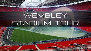 Wembley Stadium Tour 20% Discount For 6 People With Central London & Tube Map