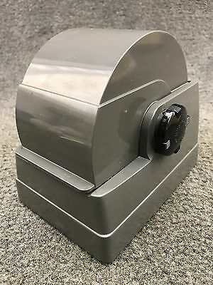 Zephyr American Rolodex Mini Covered Rotary Card Address File Holds 2.75x1.5