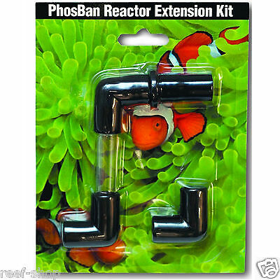 Two Little Fishies PhosBan Reactor 150 Extension Kit FREE USA SHIPPING!