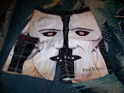 NEW PINK FLOYD THE DIVISION BELL Dragonfly Swim Suit Surf Trunks Board Shorts 36