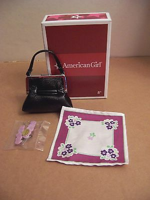American Girl RUTHIE Meet Accessories New In Box
