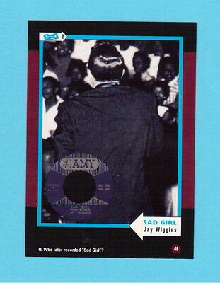 Jay Wiggins  Soul Music Collector Card  Have a Look!