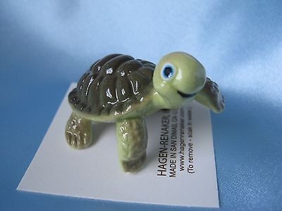 Hagen Renaker Turtle 2000 Figurine Miniature FREE SHIPPING NEW