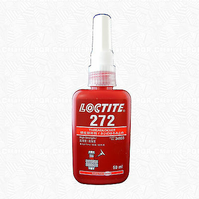 Loctite 272 50ml High Temperature Threadlocker 34933