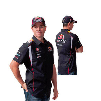 Red Bull Racing Australia Mens Team Shirt V8Supercars Size Small Only