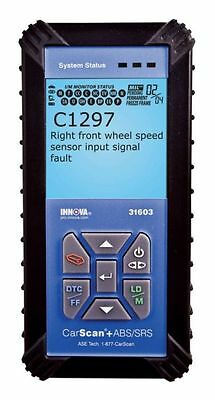 Innova 31603 CarScan Scan Tool OBD2 & OBD1 Plus ABS & SRS Coverage