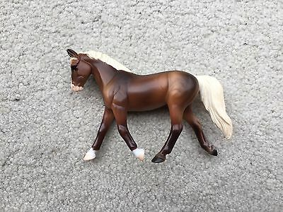 Breyer Horse Stablemate #410528 Parade of Breeds Flaxen Chestnut Driving G4 JCP