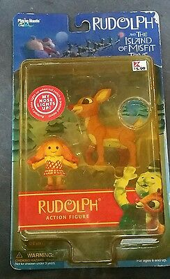 Rudolph And The Island Of Misfit Toys. .2001 Playing Mantic, Inc.