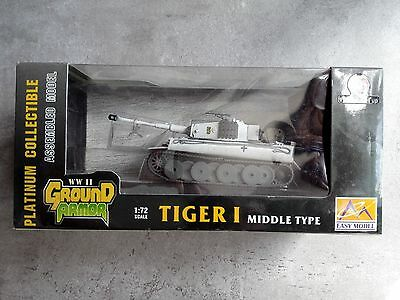 Easy Model 36214 1/72 Tiger I Middle Type s.Pz.Abt.506 Russia 1943 WWII German