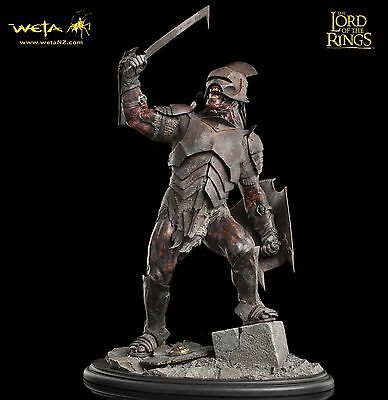 The Lord Of The Rings Uruk-Hai Swordsman The Weta Cave