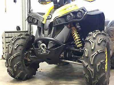 Winch Bumper For The 2012+ Can Am Renegade