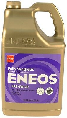 ENEOS SAE 0w20 Full Synthetic Engine Oil