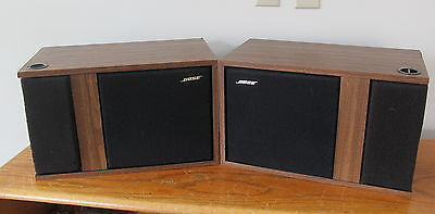 Bose 301 Series I Speakers -- Recently Refoamed --
