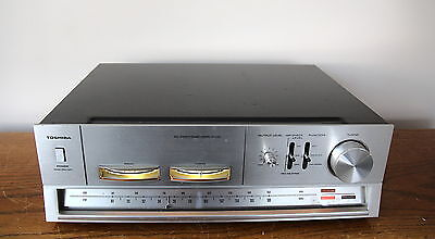 Toshiba Aurex St-420 Am / Fm Pll - Stereo Tuner - Made In Japan -- Serviced --