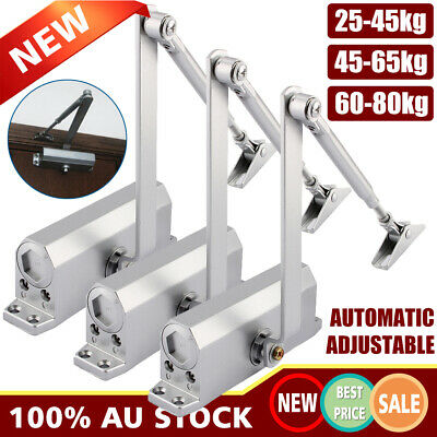 45-75KG Automatic FIRE RATED OVERHEAD DOOR OPENER/CLOSE ADAJUSTABLE HOME OFFICE