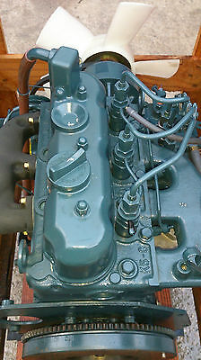 Kubota D750 Engine Original