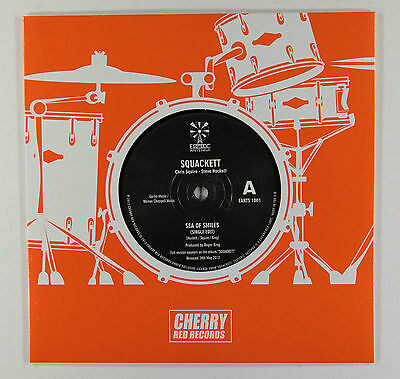 """Squackett - Sea of Smiles (Record Store Day 2012 Limited Edition 7"""" Vinyl)New"""