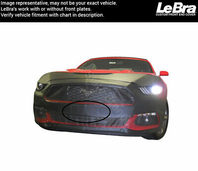 LeBra Front End Mask-551270-01 fits Jeep Patriot  2017 2016 2015 *see chart