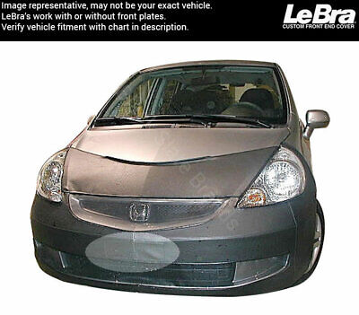 LeBra Front End Mask-551137-01 fits Honda Fit Base 2007 2008