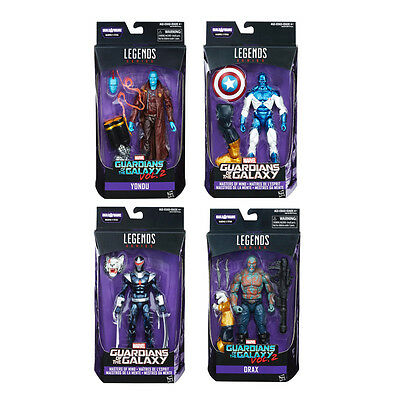 Marvel Guardians of The Galaxy 6 Inch Legends Figure Choice of Figure NEW
