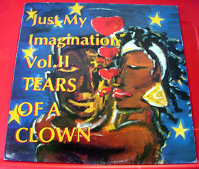 Just My Imagination Vol.2 LP Trojan Reggae VINYL Dennis Brown/Chosen Few/Matumbi