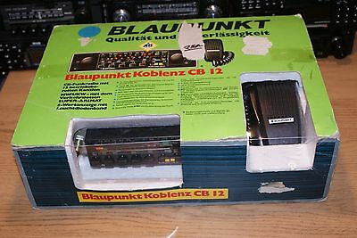 NEW Blaupunkt Koblenz CB 12 NOS Classic Car Radio CB MP3 Mercedes VW Porsche BMW