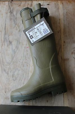 Le Chameau Vierzonord Neoprene Boot Size UK6