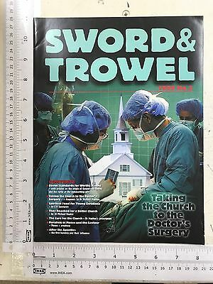 Sword & Trowel Magazine: 1999, Number 3