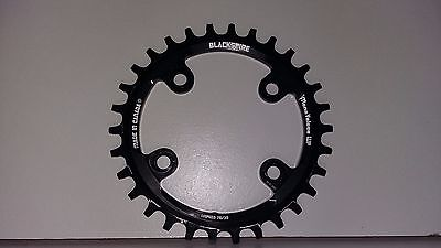 SRAM XX1 Blackspire Narrow Wide 11 Speed Chainring 30T 64 BCD