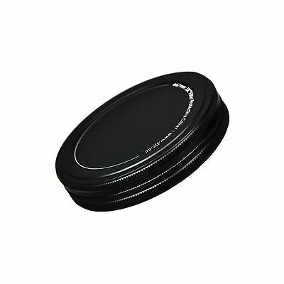 JJC Aluminium 67mm Screw-in Filter Stack Cap - Filter Protection Storage/Case