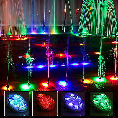 PopularGrow 54w Par56 Led Swimming Pool lamp RGB Multi-color with Remote Light