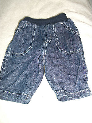 Unisex Baby Jeans In Size New Baby Up To 10 Lbs