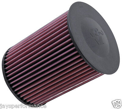Kn Air Filter (E-2993) Replacement High Flow Filtration