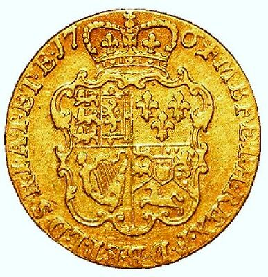 1764 George III Gold Guinea No Stop Over Head CGS 15 ☆☆☆ Spink £2250 Fine ☆☆☆