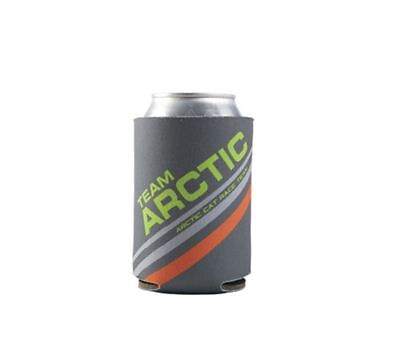 Arctic Cat Snowmobile Heritage Logo Can Cooler Coozie Koozie 5283-095