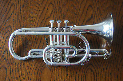 Edwards Cornet with 4 Bells - Very Rare Instrument