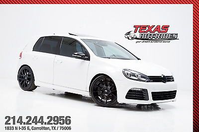 2013 Volkswagen Golf R With Many Upgrades 2013 Volkswagen Golf-R With Many Upgrades! Turbocharged! 4-Door!