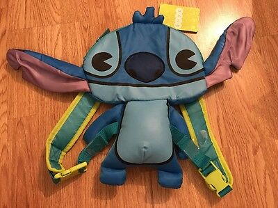 New Official Disney Lilo & Stitch Stitch Childrens Backpack