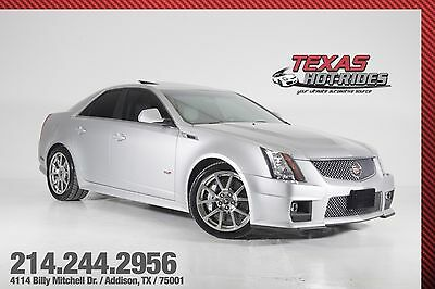 2012 Cadillac CTS 600HP With Upgrades 2012 Cadillac CTS-V Sedan 600HP With Upgrades! Supercharged, pullied, MUST SEE