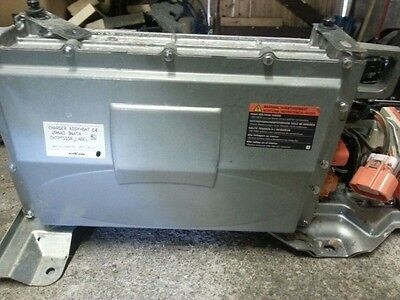 2011 Nissan Leaf Electronic Charger Assy-Battery Motor Pack 296A0-3Na1A