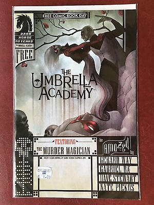 Umbrella Academy Fcbd 2007 Gerard Way The Murder Magician Nm/m